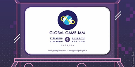 Global Game Jam 2021 - Catania tickets