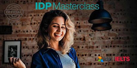 IELTS (Hybrid) Masterclass Webinar - Juliet Daunt tickets