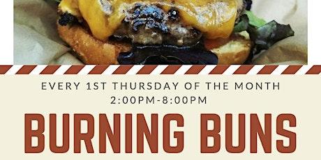 Burning Buns Food Truck at Park & Paseo tickets