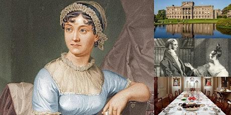 'Dining with Jane Austen: Food in Georgian and Regency England' Webinar tickets