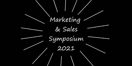 2021 Marketing & Sales Symposium tickets