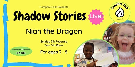 Shadow Stories Live - Nian the Dragon tickets
