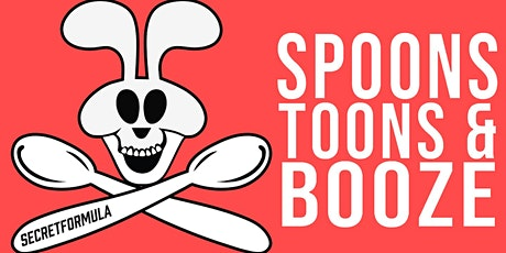Spoons Toons & Booze Goes To Space tickets