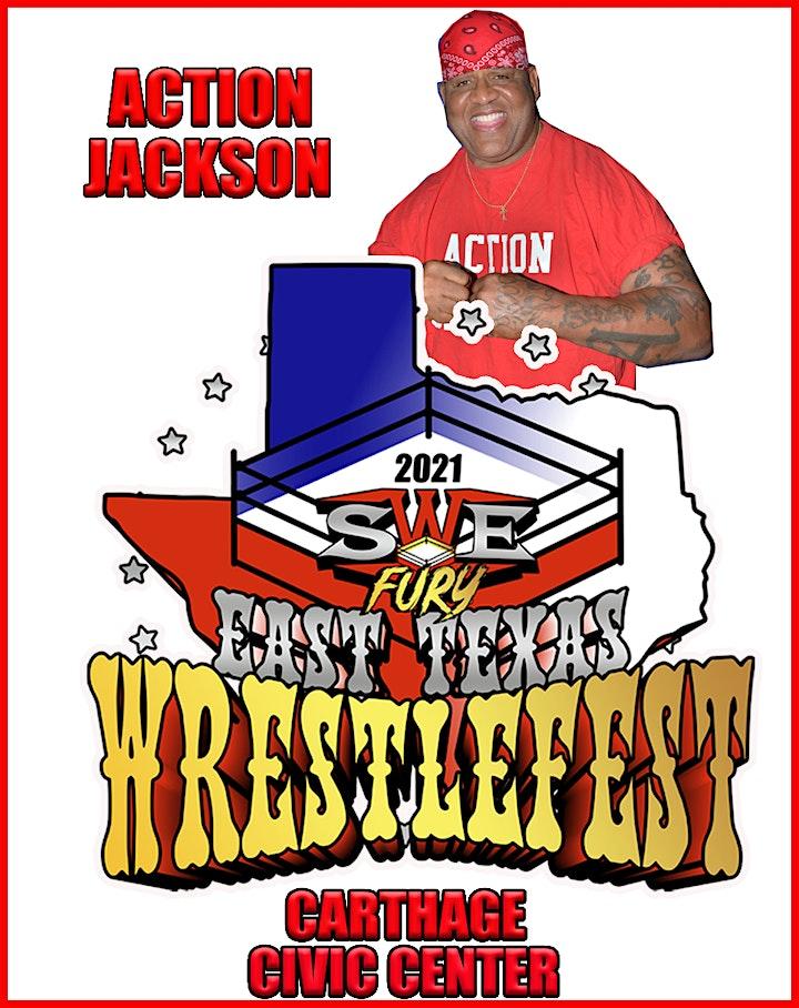 SWE FURY  East Texas Wrestlefest image