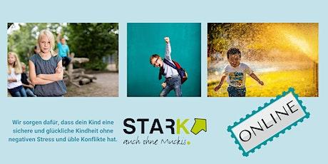 Stark auch ohne Muckis - Onlinetraining - für Kinder von 6 bis 10 Jahren Tickets