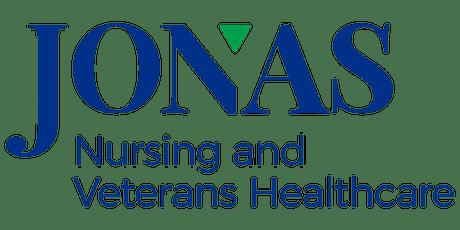 New!  Jonas Forum LIVE with Jonas Nursing and Veterans Healthcare tickets