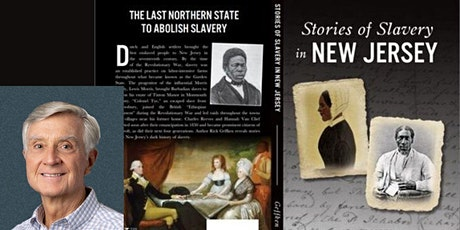 Stories of Slavery in New Jersey tickets