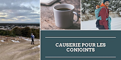 Causerie-Conjoints 17 Janvier tickets