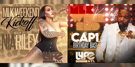 LYFE ATL: Fahrenheit Fridays|FREE with RSVP|FREE Bdays w/ Section & bottle tickets