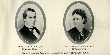 Virtual Legacy Lecture: The McKinley Wedding Tickets