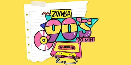 Zumba 90s in benefit of Healing Venezuela tickets