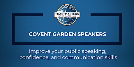Toastmasters Public Speaking Meeting biglietti