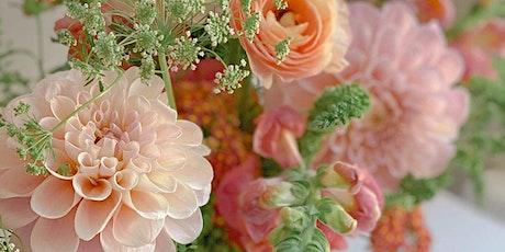 Galentine's Day Floral Arranging Workshop tickets