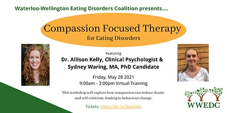 Compassion Focused Therapy For Eating Disorders tickets