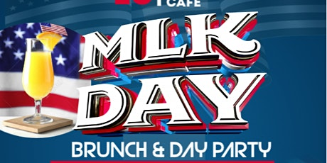 BK9 MLK BRUNCH & DAY PARTY tickets