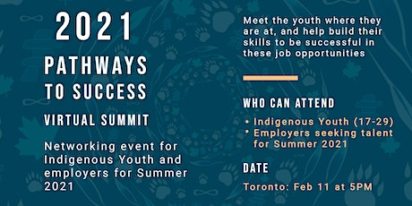 Pathways to Success Virtual Summit – Toronto tickets