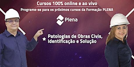 Patologias de Obras Civis - Identificação e Solução boletos