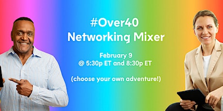Out in Tech | Over40 Networking Mixer tickets