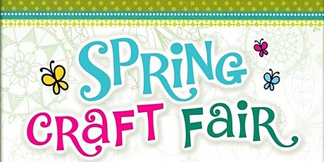 Spring Craft Fair tickets