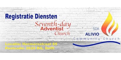 Kerkelijke dienst Alivio Delft tickets