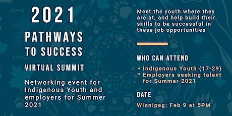 Pathways to Success Virtual Summit – Winnipeg tickets