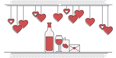 Buckstin Valentine's Wine Pairing tickets
