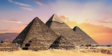 """Voyage virtuel """"Egypte  le mythe d'Osiris et la sainte famille"""" billets"""