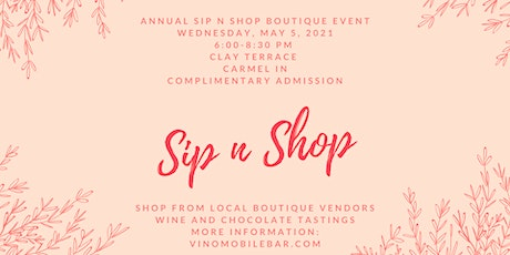 Annual Holiday  Sip n Shop Boutique Event tickets
