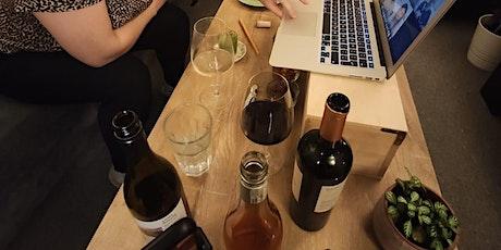 Online  Wine Tasting   Italian Super Stars tickets