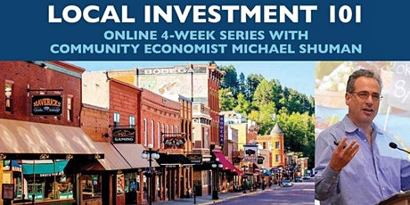 Local Investment 101 Workshop Series tickets