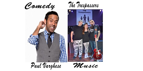 Best Medicine Laughter & Music Showcase w/ Paul Varghese & The Trespassers tickets
