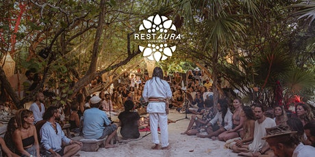 "RestAura Experience 2021, Ceremonial Jamming: ""A Journey into Community"" boletos"