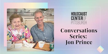 Conversations Series: Jon Prince tickets