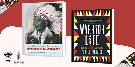 Brotherhood to Nationhood + Warrior Life: Book Launch tickets