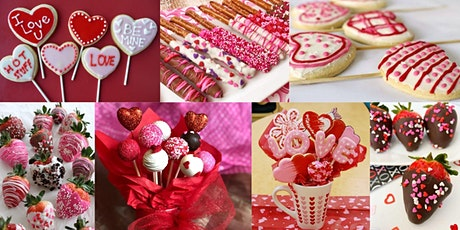 Crazy in Love with Sugar: Sweet Treat Bouquets tickets