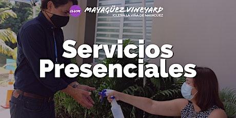 Servicio Dominical - 14 de marzo de 2021 entradas