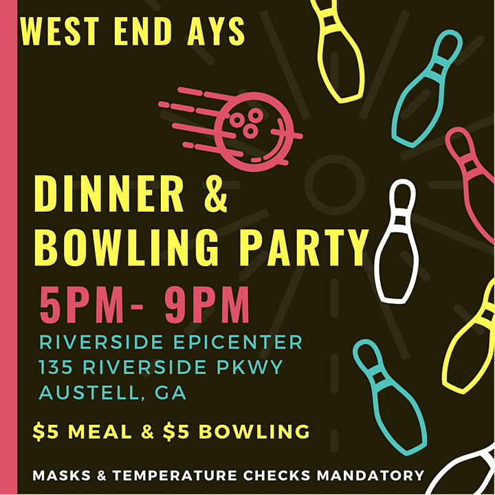 WestEnd AYS Youth Day Bowling Party image