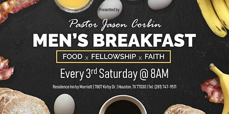 THE KINGS TABLE - MEN'S BREAKFAST tickets