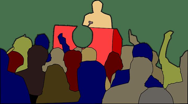 Spiritualist Mediumship Demonstrations - Sunday's Virtual Open Platform image