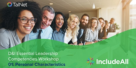 D&I Essential Leadership Competencies Workshop - 01 tickets