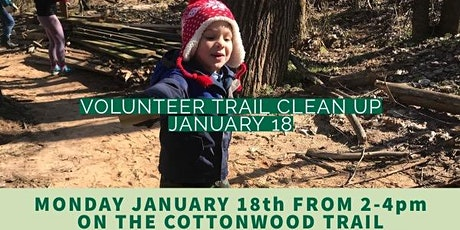 Cottonwood Trail Workday with SPACE tickets
