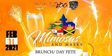 Mimosas & Masks Brunch & Day Fete tickets