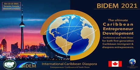 BIDEM International Caribbean Entrepreneur Conference & Trade Show tickets