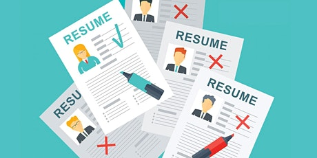 Write A Resume That Works! - A Virutal Event tickets