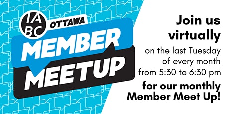 Member Meet Up tickets