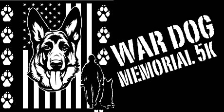 War Dog Memorial 5k Fun Run/Walk tickets