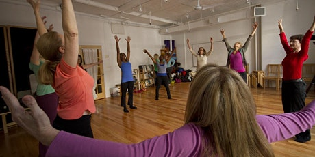 Moving For Life DanceExercise Class for Metastatic Cancer tickets