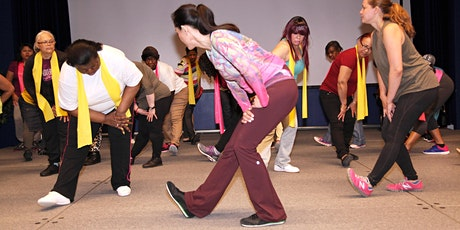 Moving For Life DanceExercise Class for Health - Now Online! tickets