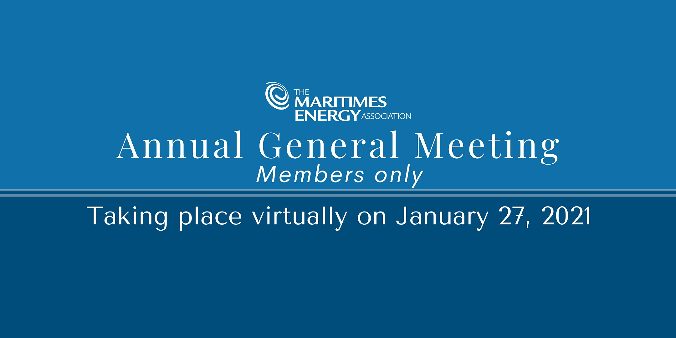 The MEA Annual General Meeting