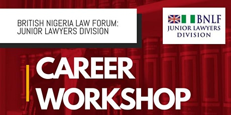 Career Workshop (Pupillage & Training Contracts) tickets